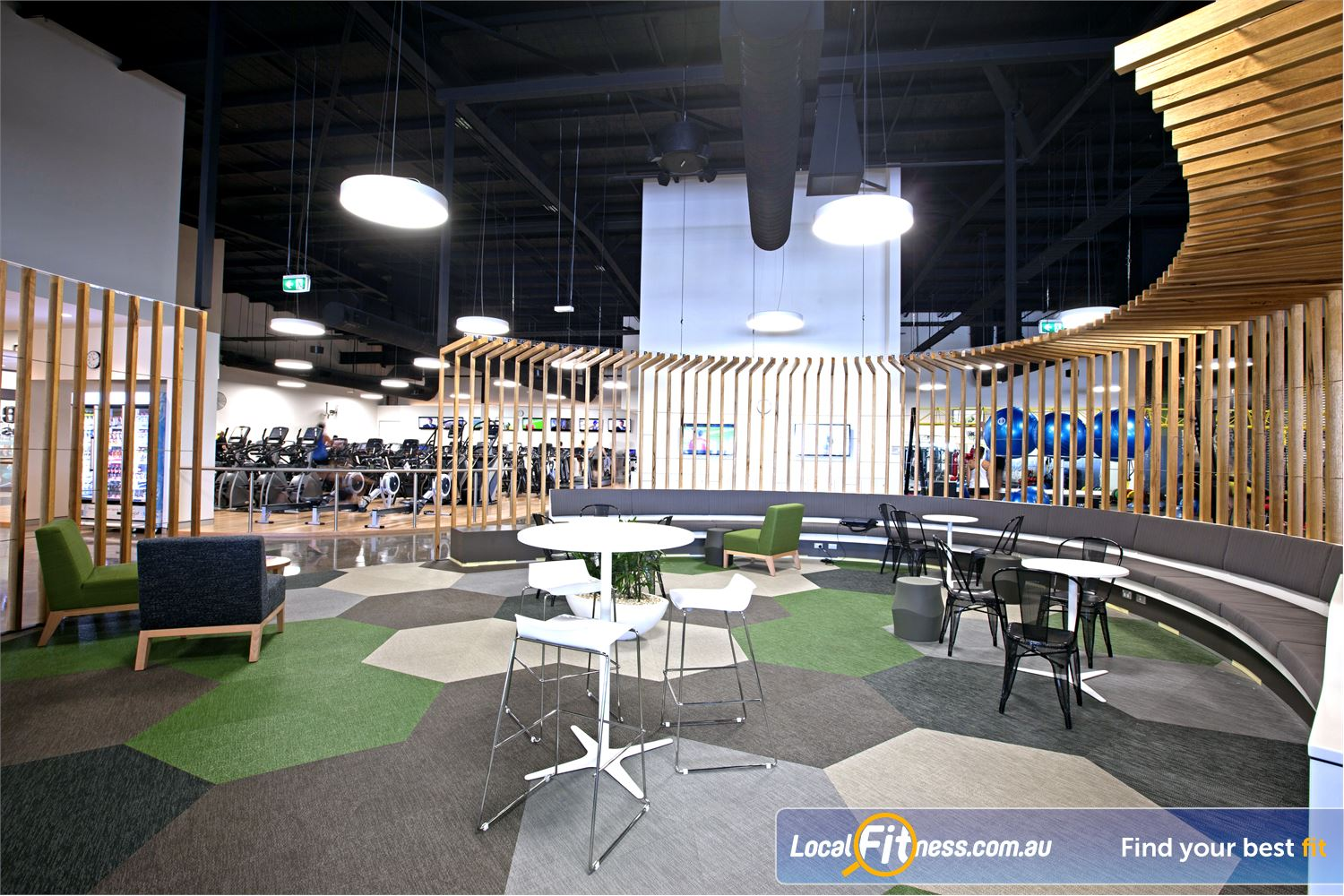 Goodlife Health Clubs Maroochydore Our Maroochydore gym is spread across 2100m2 of floorspace.