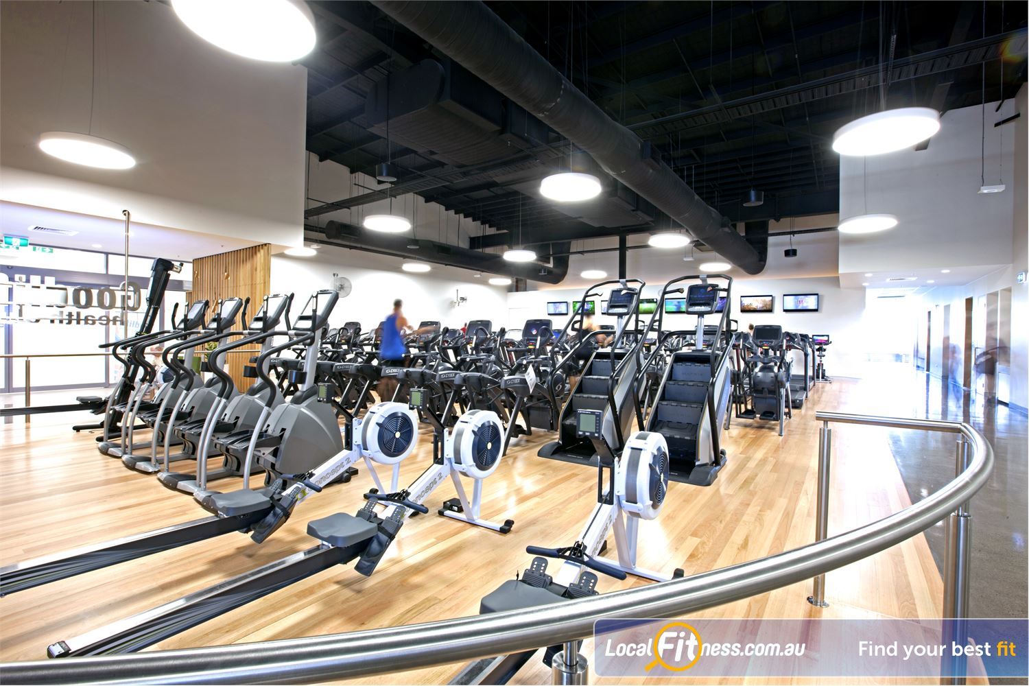 Goodlife Health Clubs Maroochydore Our Maroochydore gym boasts some of Queensland's best fitness facilities.