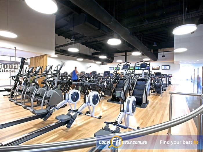 Goodlife Health Clubs Gym Sippy Downs  | Our Maroochydore gym boasts some of Queensland's best