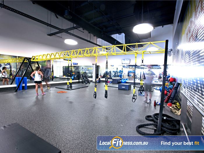 Goodlife Health Clubs Gym Sippy Downs  | State of the art equipment from Cybex.