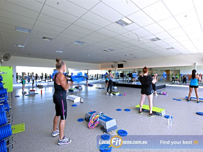 Goodlife Health Clubs Mudjimba Gym Fitness Multiple cardio machines so you
