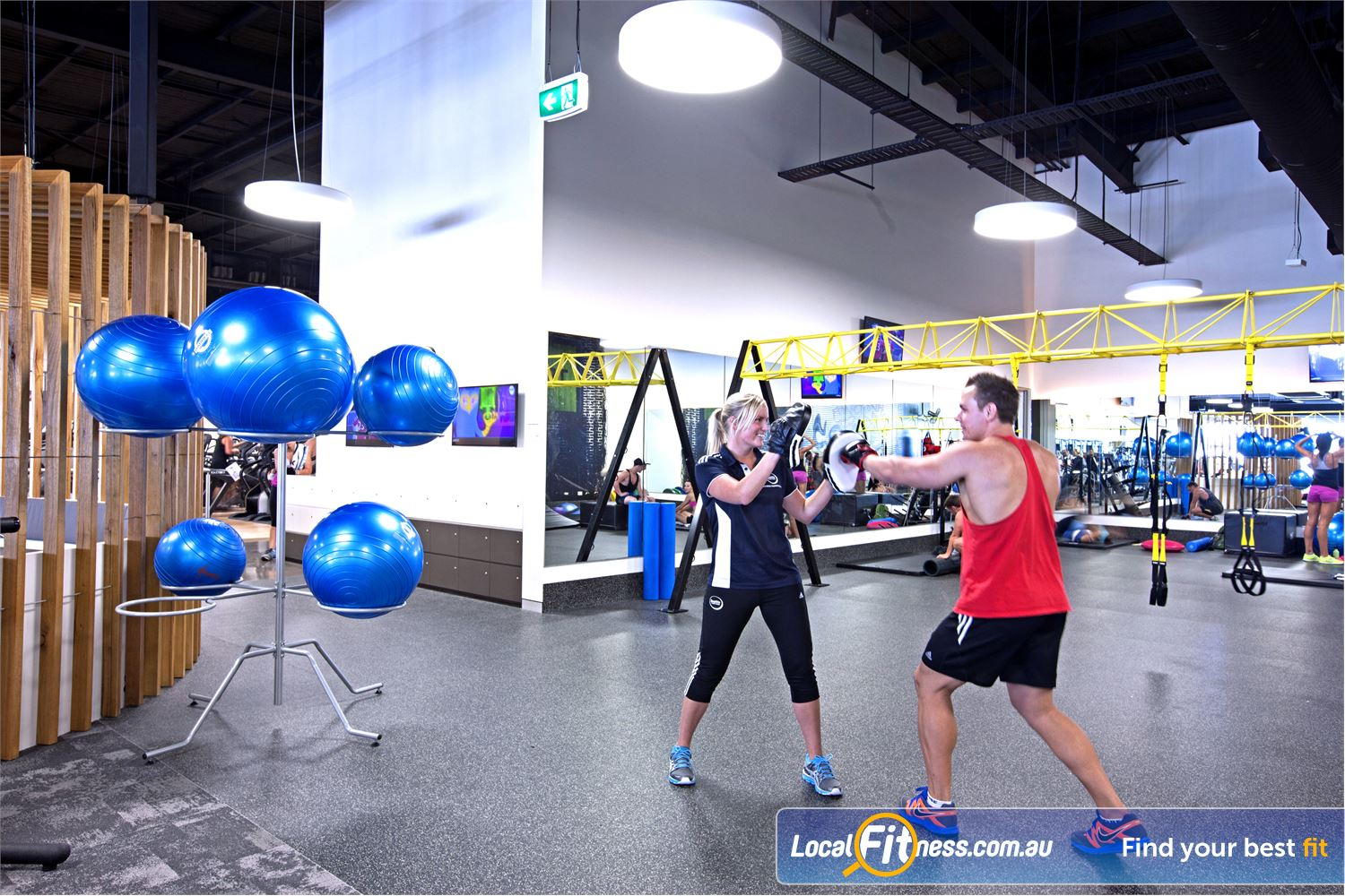 Goodlife Health Clubs Maroochydore Goodlife Maroochydore personal training is just that...personal