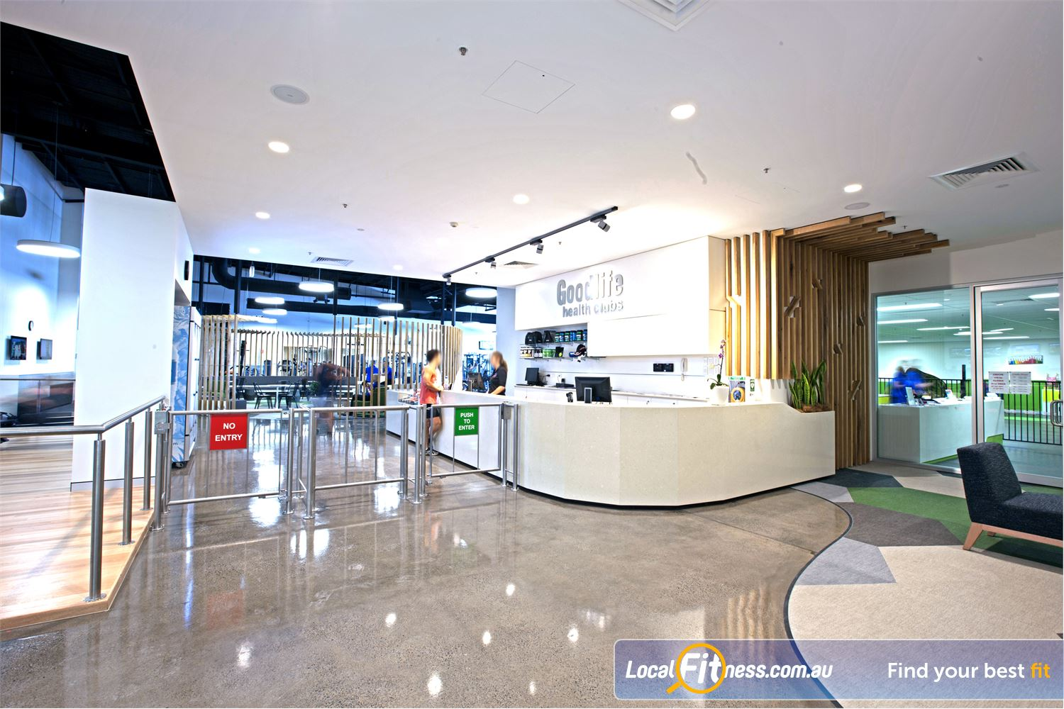 Goodlife Health Clubs Maroochydore Meet our friendly Goodlife team who will take care of your every need.