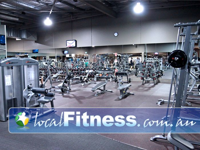 Genesis Fitness Clubs Noarlunga Centre Our Noarlunga gym has a wide selection of free-weights and machines.