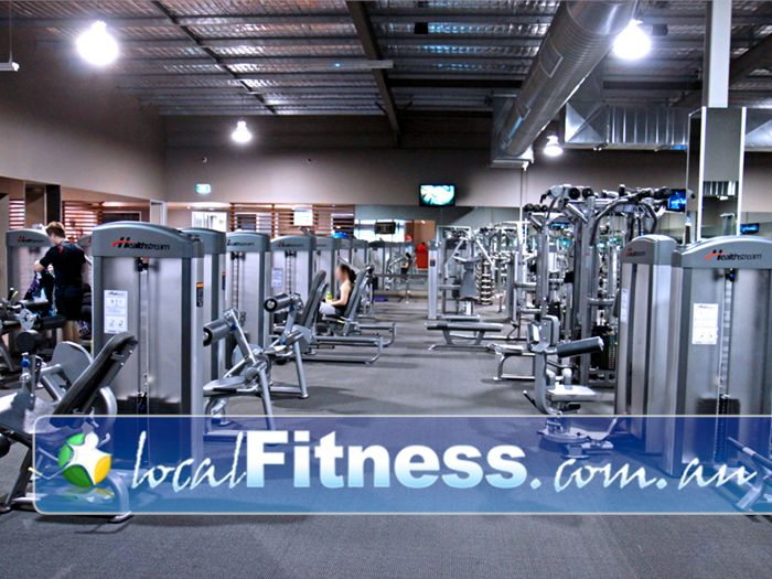 Genesis Fitness Clubs Near Seaford Meadows Enjoy a time-efficient workout with the new range of Healthstream equipment.
