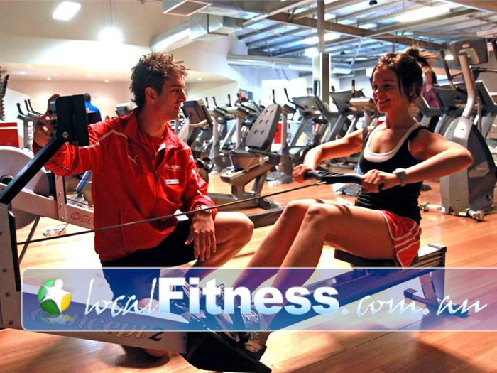 Genesis Fitness Clubs Near Seaford Heights Vary your cardio with indoor rowing in Noarlunga.
