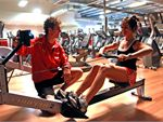 Genesis Fitness Clubs Seaford Heights Gym Fitness Vary your cardio with indoor