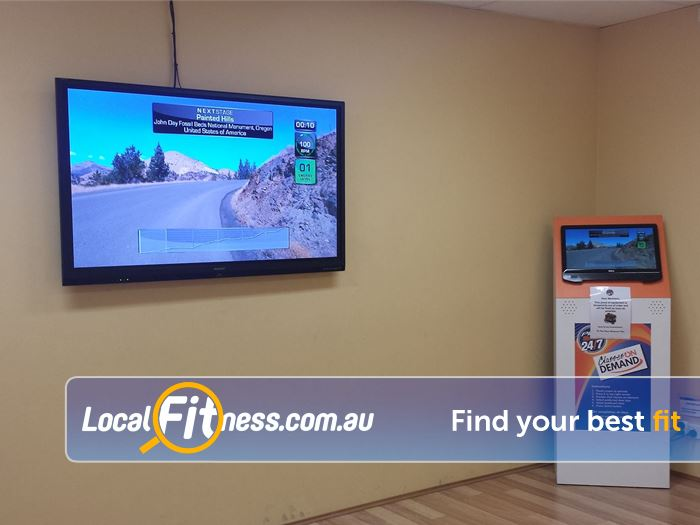 Plus Fitness 24/7 South Lake Enjoy classes when you want 24 hours a day with classes-on-demand.