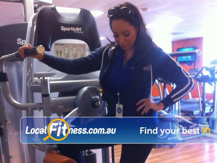 Plus Fitness 24/7 South Lake South Lake personal trainers will help show you the right way to get fit.