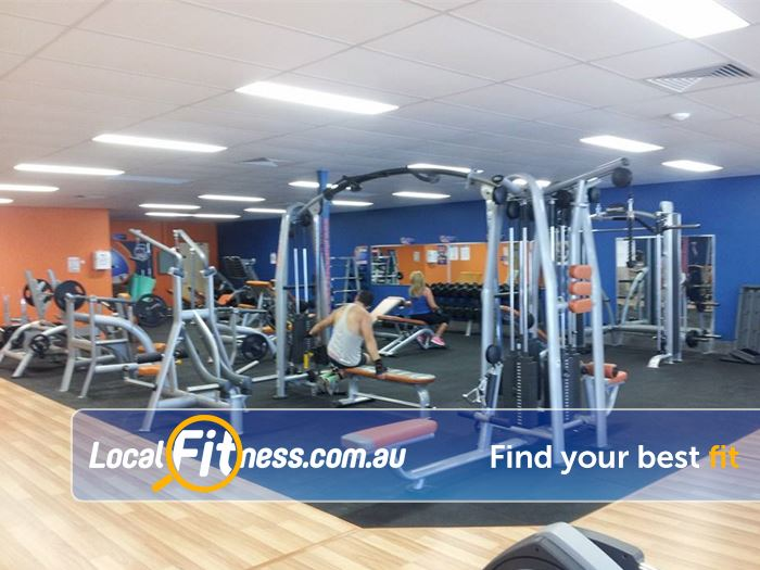 Plus Fitness 24/7 South Lake 24 hour gym in 24 hour gym South Lake access whenever you please.