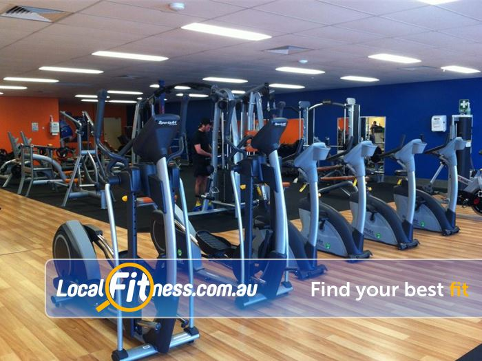 Plus Fitness 24/7 South Lake Enjoy cardio access 24 hours a day at our South Lake gym.