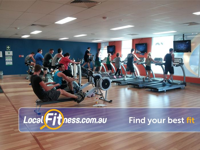 Plus Fitness 24/7 Near Success Our South Lake gym includes rowers, cross trainers, tread mills and more.