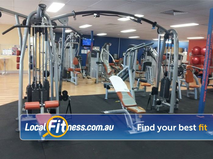 Plus Fitness 24/7 Near Success Our South Lake gym provides 24 hour free-weight training.