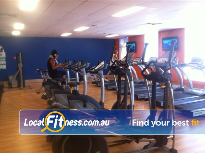Plus Fitness 24/7 South Lake Enjoy 24 hour access to our cardio equipment.