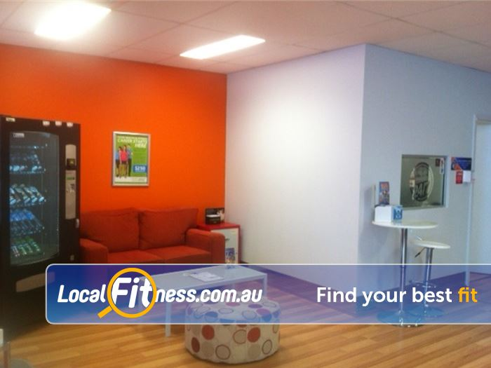 Plus Fitness 24/7 Near Yangebup Our members lounge is a great place to meet.
