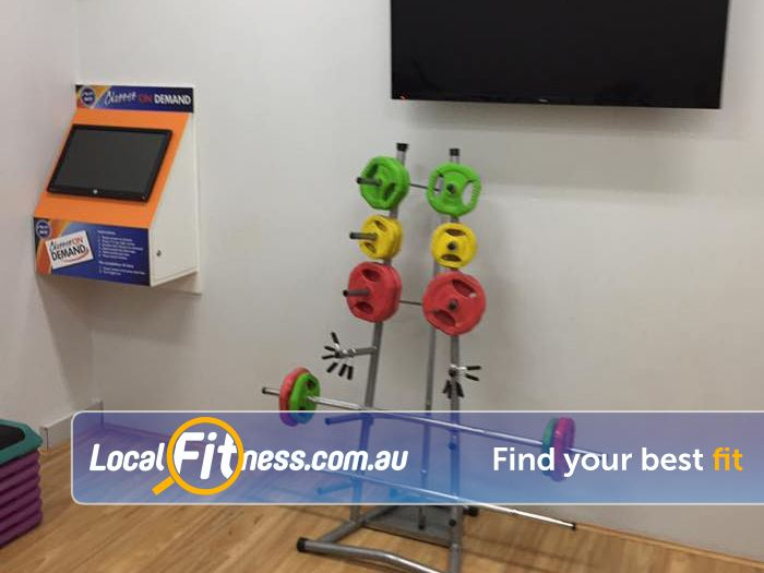 Plus Fitness 24/7 Carseldine Near Brendale Enjoy classes when you want 24 hours a day with classes-on-demand.