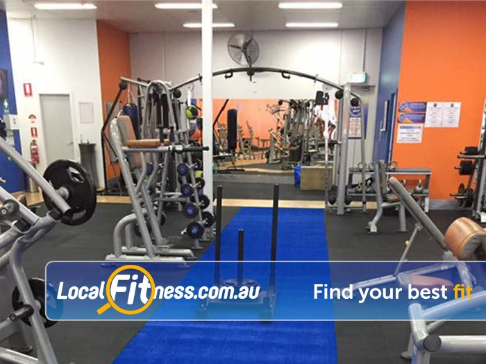 Plus Fitness 24/7 Carseldine Near Lawnton Functional HIIT gym in Carseldine.