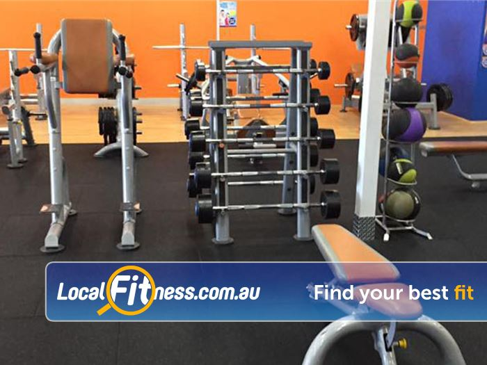 Plus Fitness 24/7 Carseldine Bald Hills Our 24-hour Carseldine gym is fully equipped for strength training.