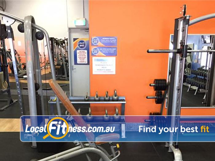 Plus Fitness 24/7 Carseldine Near Strathpine Get into Functional HIIT gym training in Carseldine.