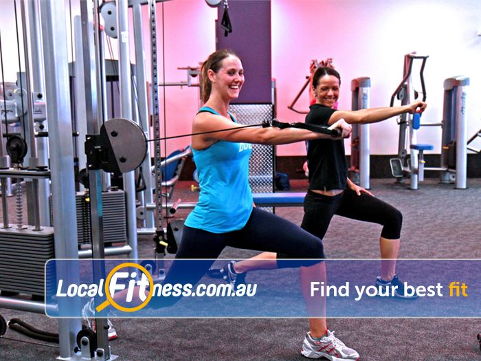Goodlife Health Clubs Brookfield Place Gym Belmont  | Welcome to the Goodlife at our Brookfield Place