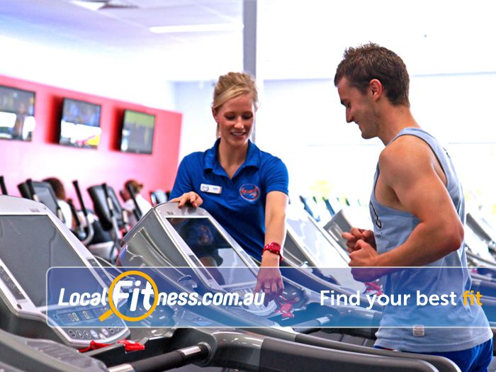 Goodlife Health Clubs Brookfield Place Perth Our Perth gym includes state of the art cardio.