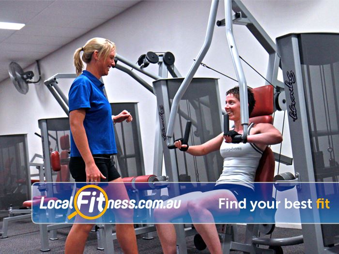 Goodlife Health Clubs Brookfield Place Perth Our Perth club includes state of the art strength training equipment.