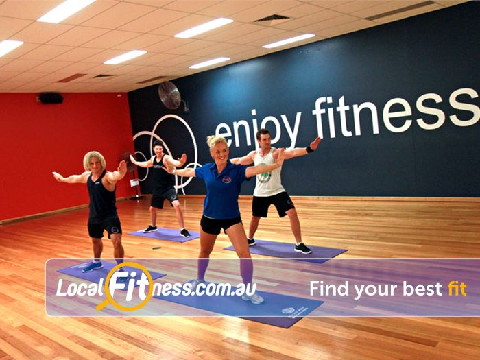 Goodlife Health Clubs Brookfield Place Perth Enjoy our varied range of fun group fitness classes.