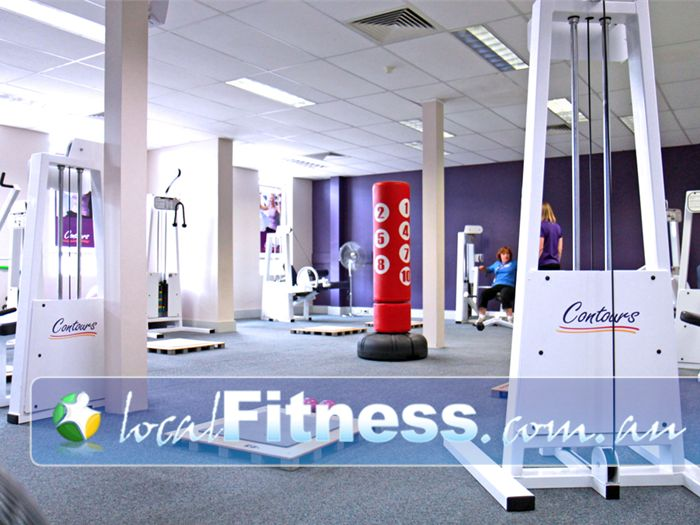 Contours Gym Prahran  | A personal and intimate women's weight-loss studio in
