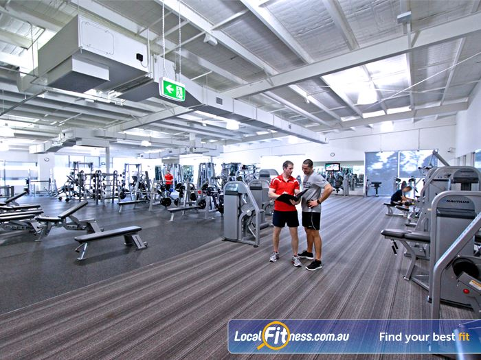 Genesis Fitness Clubs Gym Rosanna  | The Genesis Bundoora gym provides 2400 sq/m of