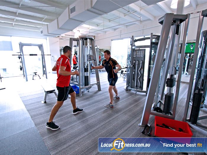 Genesis Fitness Clubs Gym Rosanna  | Our Bundoora personal trainers can take you through
