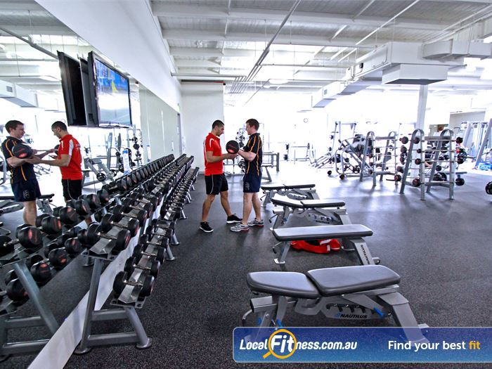 Genesis Fitness Clubs Watsonia North Gym Fitness Bundoora gym instructors can