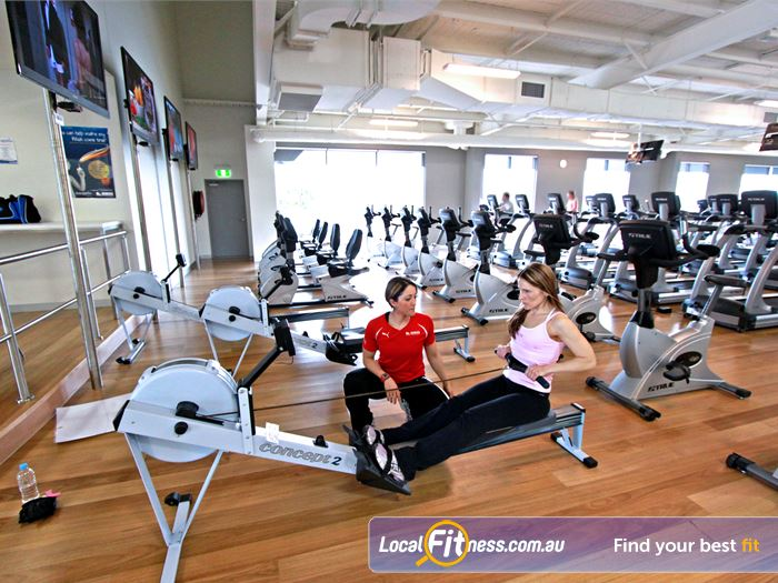 Genesis Fitness Clubs Bundoora Gym Fitness Bundoora gym instructors can