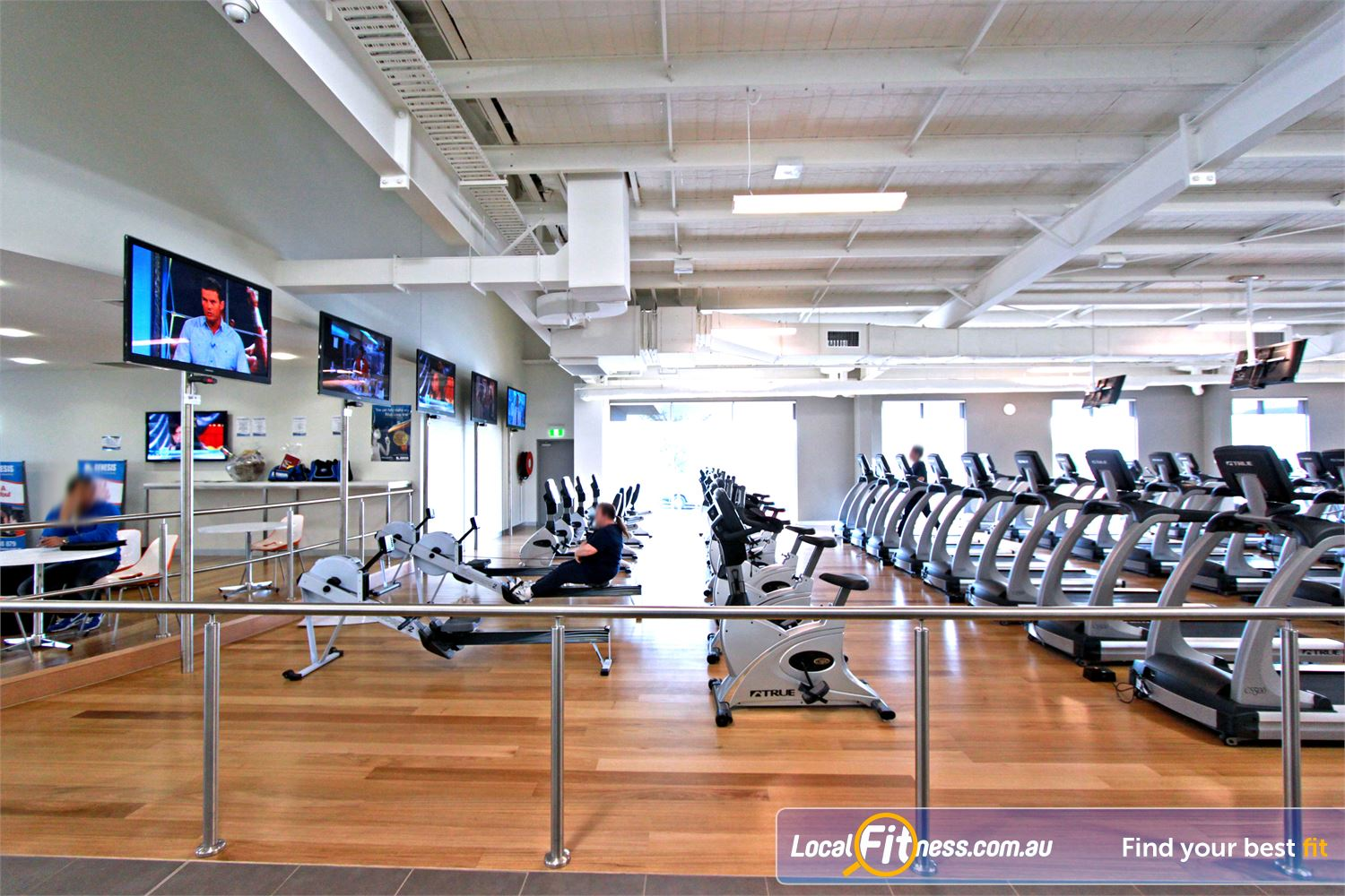 Genesis Fitness Clubs Near Watsonia North Our Bundoora gym has rows of machines so you'll never have to wait.