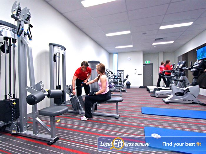 Genesis Fitness Clubs Bundoora Gym Fitness Dedicated Bundoora ladies gym.