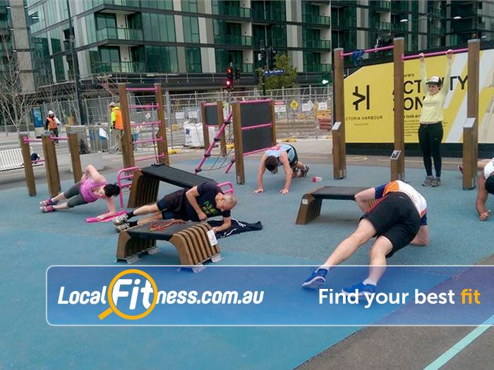 Bootcamp Melbourne - Train with a friendly group and inspiration from the outdoors