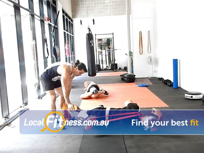 Corporate Fitness Melbourne - Lose weight, get stronger and improve your fitness whilst at