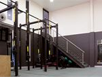 The fully equipped Miranda HIIT gym and functional