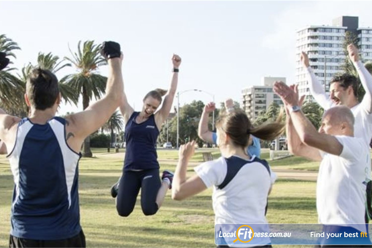 Step into Life Essendon Welcome to Step into Life Essendon Outdoor Group Training.