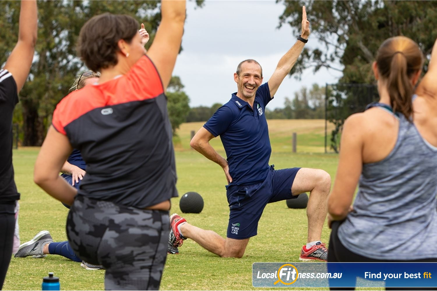 Step into Life Near Essendon North Stretch and work on flexibility with a Powerflex sessions.