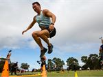 Step into Life Niddrie Outdoor Fitness Outdoor Experience our Essendon North