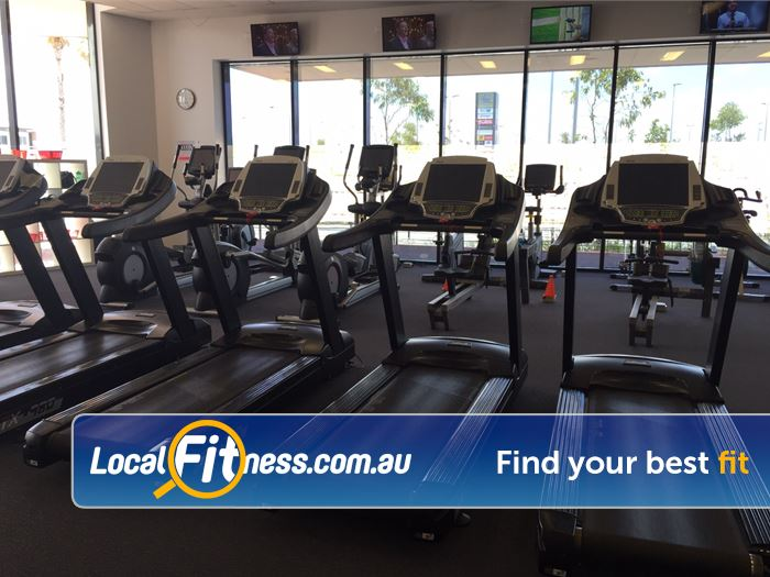 Jetts Gym Success  | Enjoy state of the art cardio at our