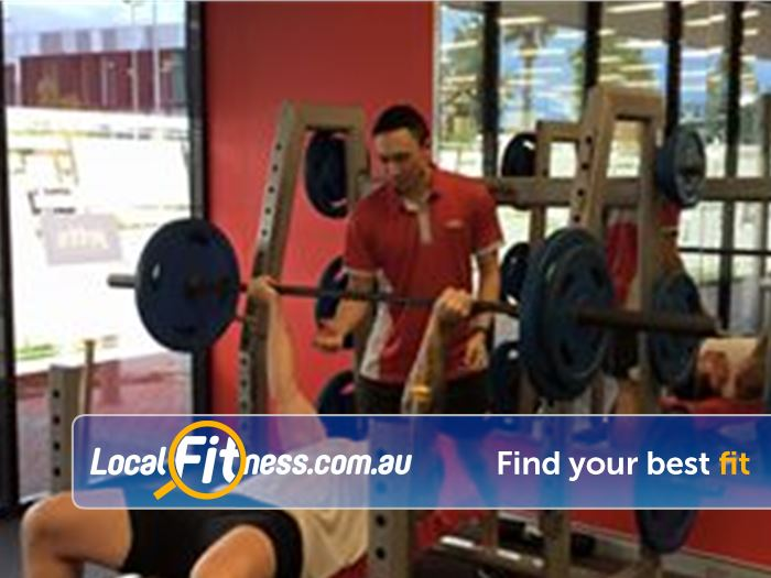 Jetts Fitness Success Success personal training will help fast track your results.