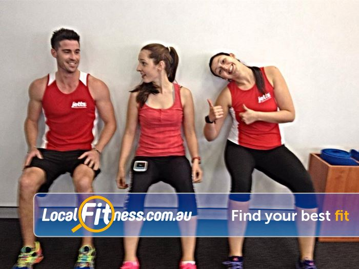 Jetts Fitness Success Our Success Personal Trainers are ready to help you smash your goals and have fun.