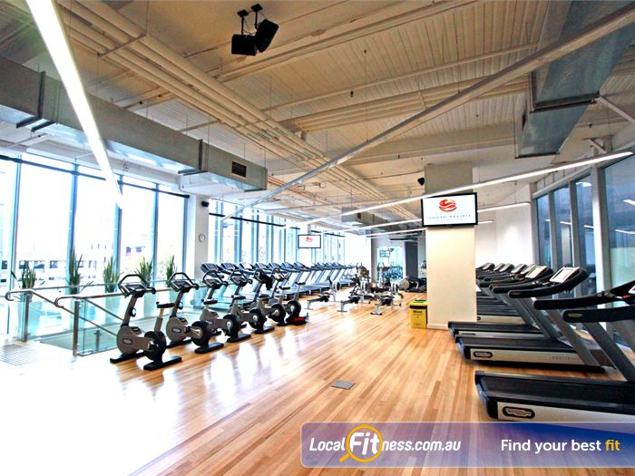 South Pacific Health Clubs South Melbourne Gym Fitness State of the art personal