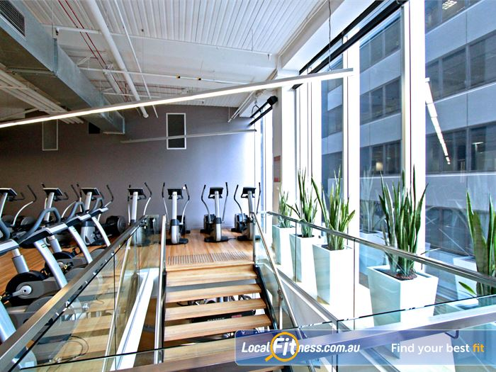South Pacific Health Clubs East Melbourne Gym Fitness Our Melbourne gym provides a