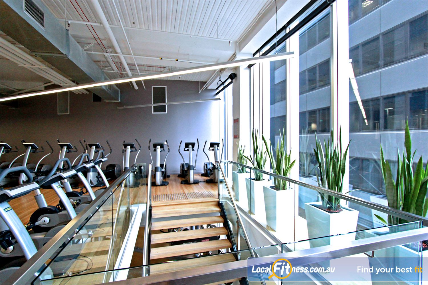 South Pacific Health Clubs Near East Melbourne Our Melbourne gym provides a professional and unmatched service.