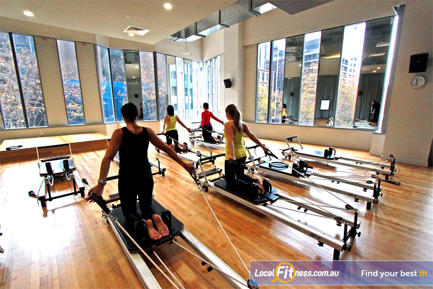 South Pacific Health Clubs Near Southbank Enjoy popular Melbourne Yoga and Pilates classes.