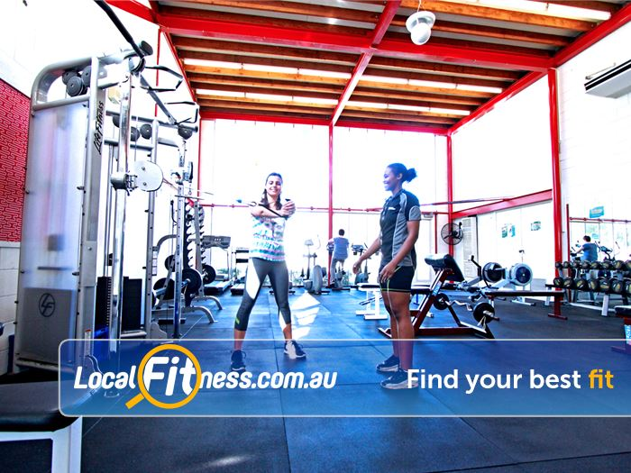 North Melbourne Community Centre Gym Moonee Ponds    Welcome to our personal North Melbourne gym space.