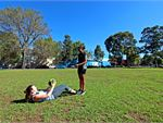 North Melbourne Community Centre North Melbourne Gym Fitness The beautiful outdoor