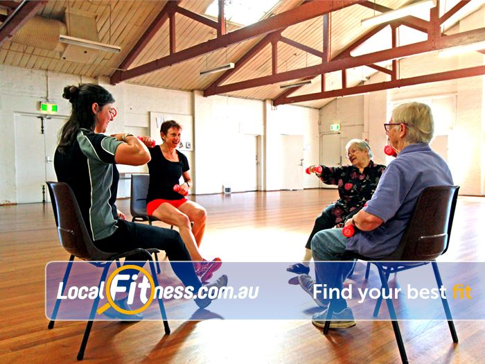 North Melbourne Community Centre Carlton North Gym Fitness Specialty classes inc.